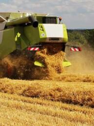 Agribroker Mähdrescherteile Strohmanagement Teile
