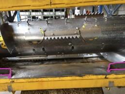 Abstreifleisten Optimierungsberatung Mähdrescher Mähwerk Agribroker