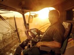 Mähdrescher Training Agribroker